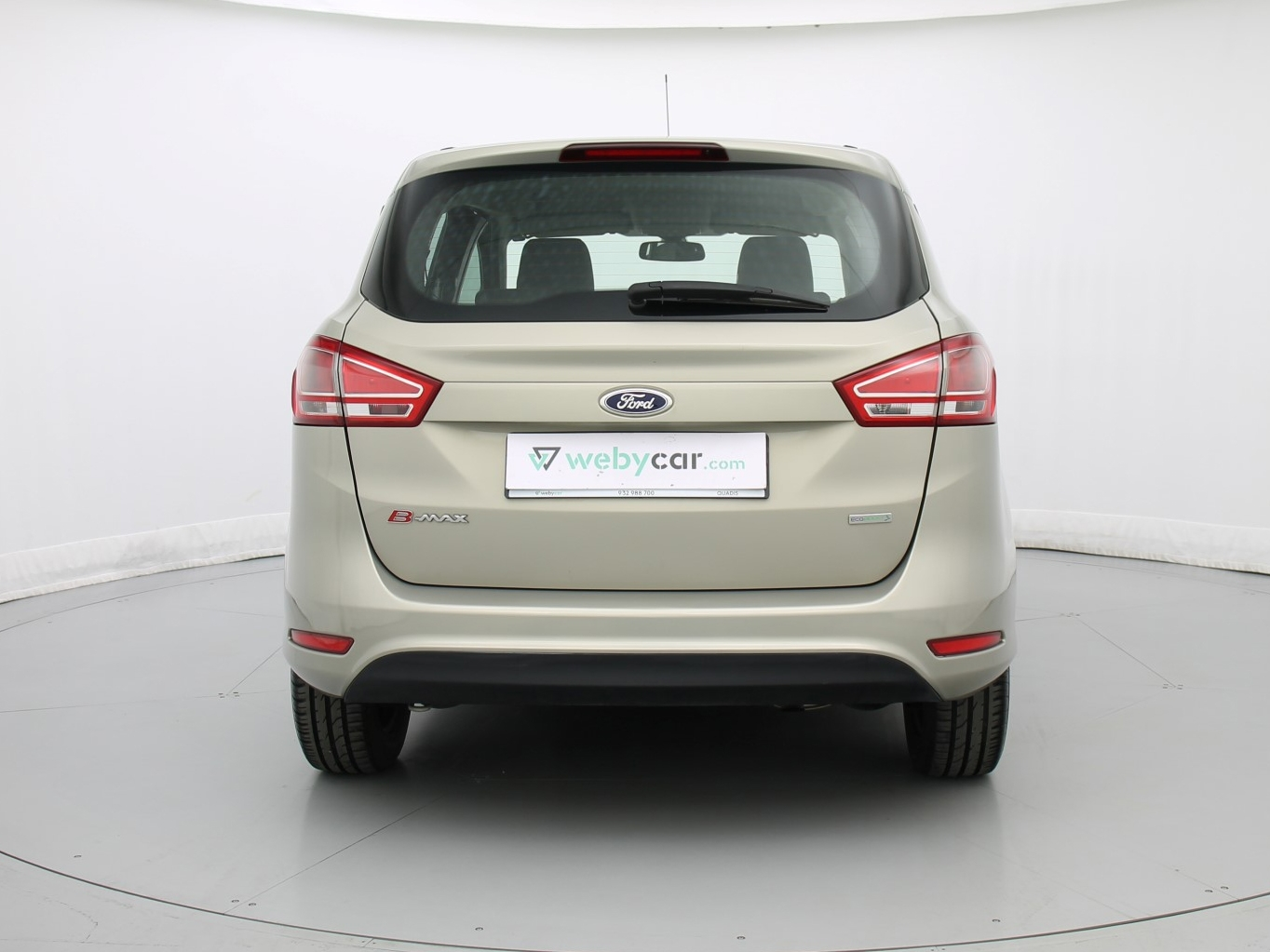 Ford B-Max Trend 1.0 EcoBoost Start/Stop - 4