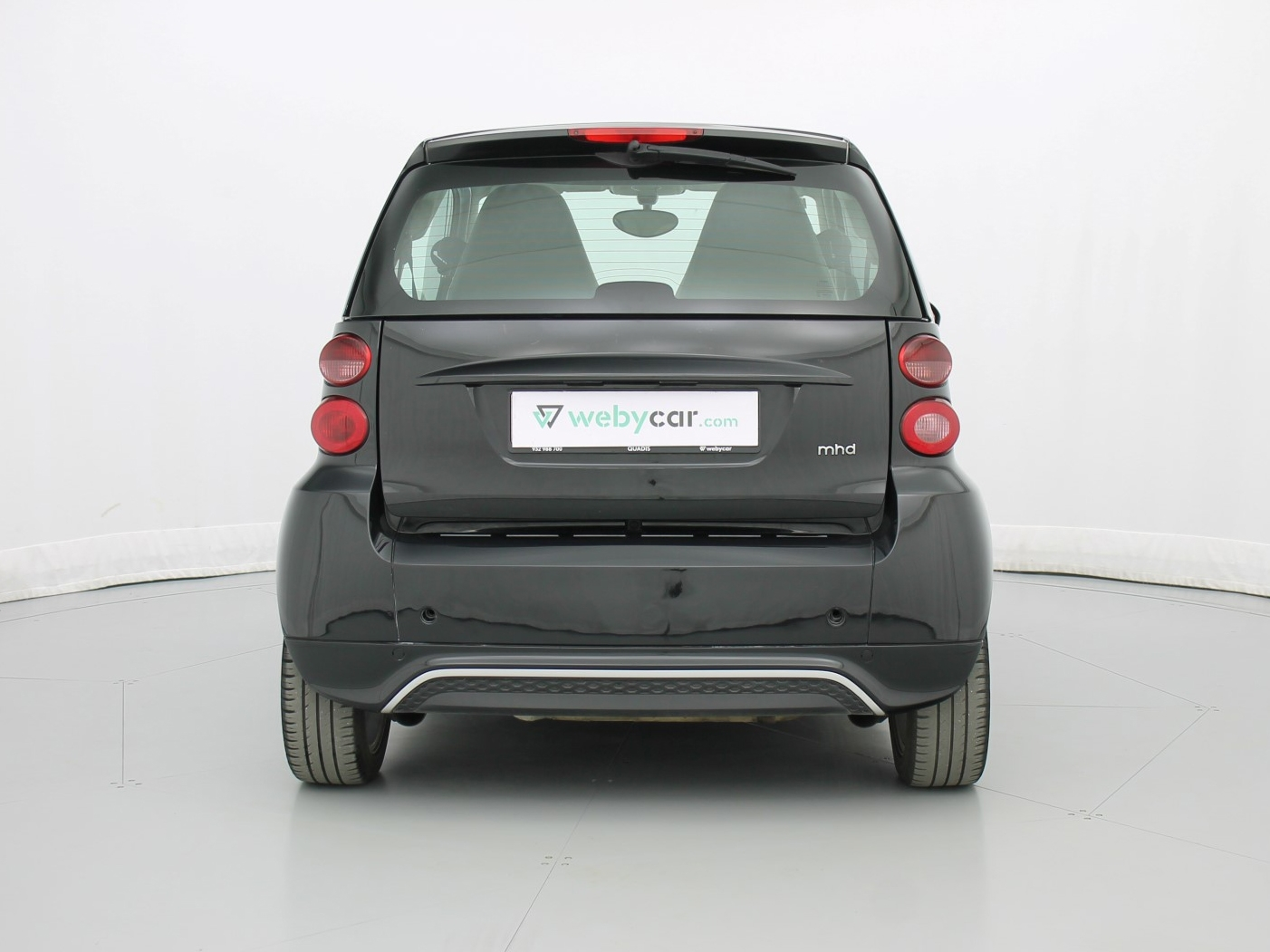 Smart Fortwo Coupe mhd Passion - 4